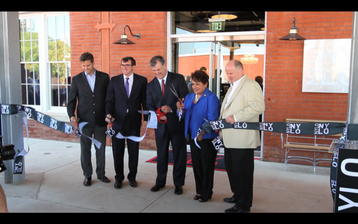 NYLO Dallas South Side Ribbon Cutting